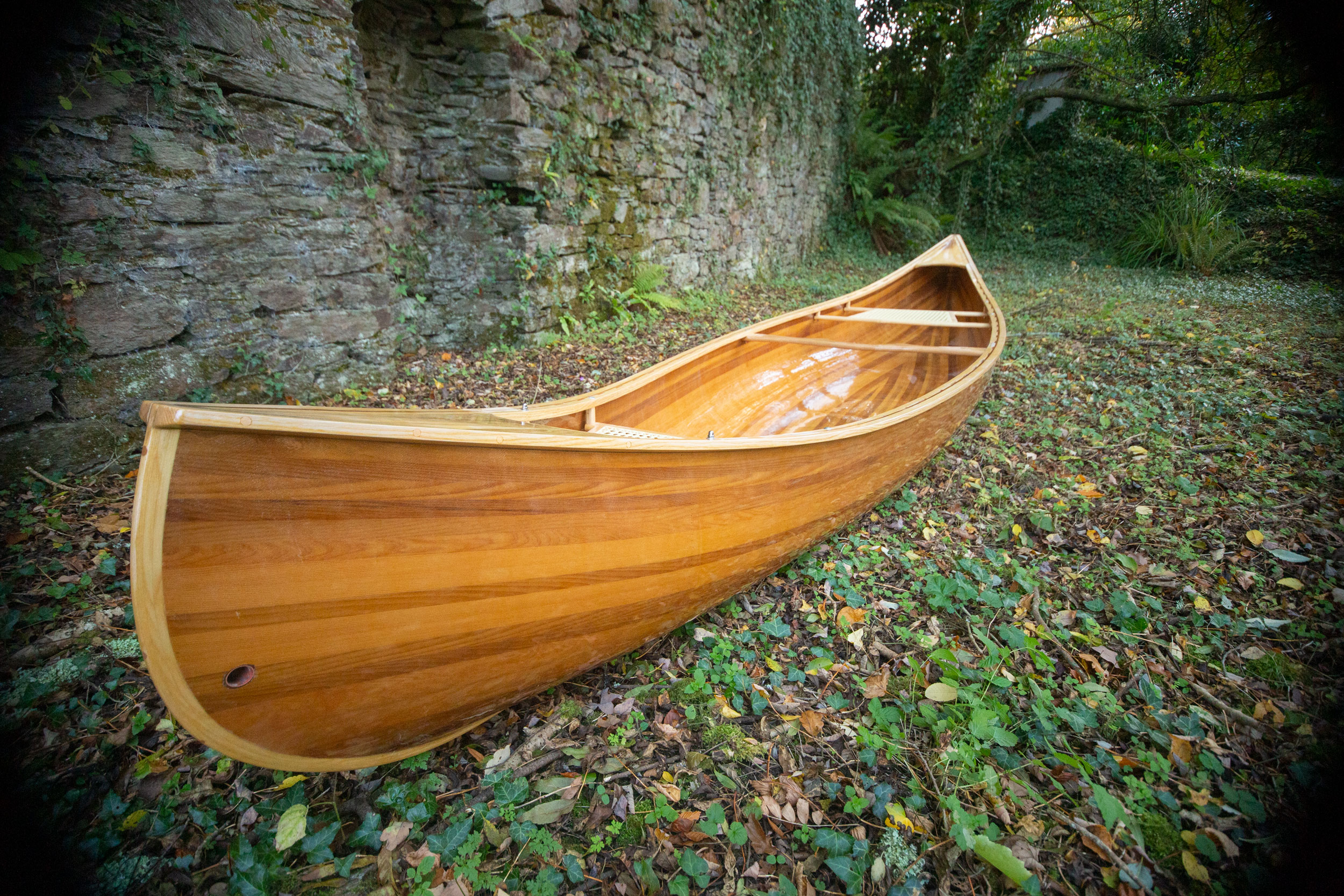wooden watercraft – E R I C P H I L L I P S